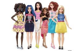 Búp bê Babie thế hệ mới có 7 màu da và 24 kiểu tóc
