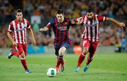 Atletico là hung thần đáng sợ nhất với Barcelona