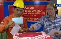 Một số tỉnh miền Đông Nam Bộ đạt tỷ lệ bầu cử 100%