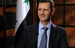 Giành lại thành cổ Palmyra, Tổng thống Syria tin IS sắp sụp đổ