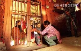 Những nỗ lực của người phụ nữ cưu mang hơn 40 con tù nhân tại Nepal