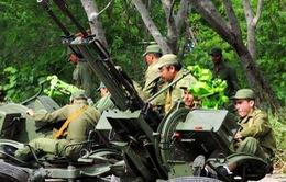 Cuba diễn tập quân sự quy mô toàn quốc
