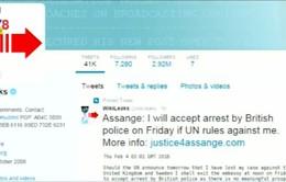 Nhà sáng lập WikiLeaks sẽ rời Đại sứ quán Ecuador
