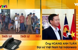 Trên 200 ngư dân Việt Nam bị Indonesia bắt giữ