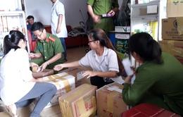 Lâm Đồng: Thu giữ 11 thùng thuốc tân dược không rõ nguồn gốc