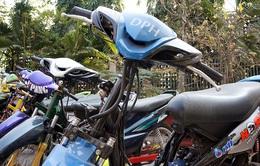 Bắt giữ 300 xe máy đua trái phép tại Bình Dương