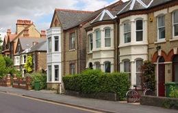 Thị trường bất động sản Anh biến động mạnh hậu Brexit