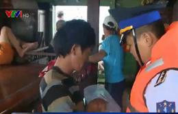 """Các nước """"mạnh tay"""" xử lý ngư dân Việt Nam xâm phạm lãnh hải"""