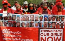 Boko Haram công bố video về nữ sinh Nigeria bị bắt cóc
