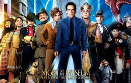 """Cười thả ga với """"Đêm ở viện bảo tàng 2"""" trên Star Movies"""
