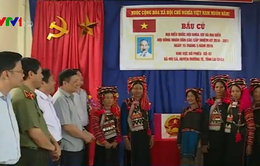 Lai Châu: Hơn 5.900 cử tri 3 xã vùng sâu đi bầu cử sớm