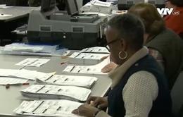 Mỹ: Bang Michigan kiểm lại phiếu bầu Tổng thống