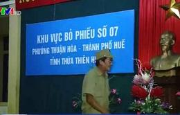 Thừa Thiên-Huế đêm trước ngày bầu cử 22/5