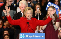 Mỹ: Bầu cử sơ bộ của Đảng Dân chủ chưa ngã ngũ