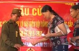 12.000 cử tri ở Quảng Nam hoàn thành bầu cử sớm