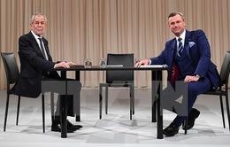 Áo bắt đầu tiến hành bỏ phiếu bầu cử tổng thống