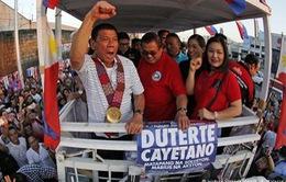 Các ứng cử viên Tổng thống Philippines tự tin với chiến thắng