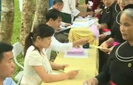 Tuyên Quang: Đã có 96% cử tri tham gia bỏ phiếu