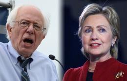 Bầu cử Tổng thống Mỹ: Ông Sander thu hẹp khoảng cách với bà Clinton