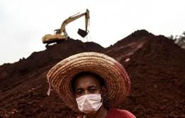 Malaysia cấm khai thác bauxite trong 3 tháng