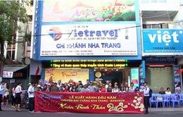 Mở đường bay thẳng Nha Trang - Thái Lan