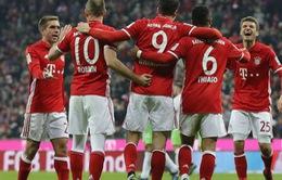 Vòng 14 Bundesliga: Bayern Munich đòi lại ngôi đầu từ Leipzig