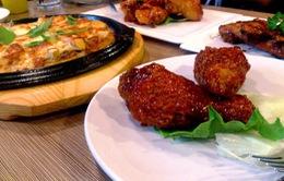 Cơn sốt gà rán lên cao ở Hàn Quốc