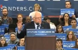 Bầu cử Mỹ: Ông B.Sanders thắng tại bang Maine