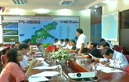 Ban Chỉ đạo Tây Nam bộ khảo sát chính quyền một cấp ở Côn Đảo