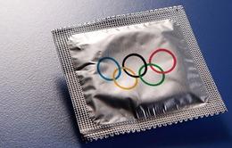 Olympic Rio lập kỷ lục phát bao cao su miễn phí cho vận động viên