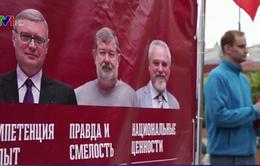 Ngày im lặng trước bầu cử DUMA Quốc gia Nga