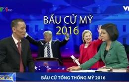 Hiện tượng Donald Trump - Ẩn số của cuộc bầu cử Tổng thống Mỹ 2016