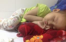 Ước mơ được đến trường của bé gái 4 tuổi mắc bệnh ung thư máu