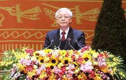 Toàn văn diễn văn bế mạc Đại hội XII của Tổng Bí thư Nguyễn Phú Trọng
