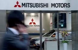 Bê bối khí thải khiến Mitsubishi mất 50% giá trị trong một tuần