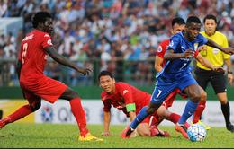 AFC Champions League: B.Bình Dương thua oan ức trên đất Nhật Bản