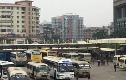 Bến xe Mỹ Đình đình tài 8 nhà xe vi phạm trong dịp Tết