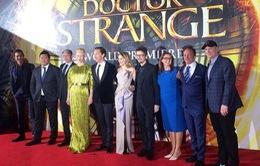 """Doctor Strange """"phù phép"""" các phóng vé Bắc Mỹ"""
