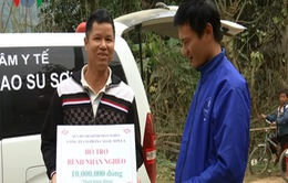 Cứu sống bệnh nhân nghèo nhờ tấm lòng từ thiện