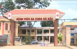 Hòa Bình: Bệnh viện huyện chôn lấp rác thải y tế nguy hại, người dân kêu cứu