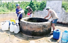 Nguy cơ bệnh tật do thiếu nước sinh hoạt mùa nắng hạn