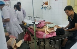 Sập nhà ở Hà Nội: Hai nạn nhân vẫn trong tình trạng khó thở, chưa thể giao tiếp bình thường
