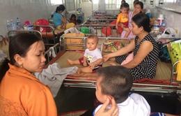 TP.HCM: Hơn 1.000 ca bệnh tay chân miệng trong tháng 10