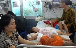 Gia tăng số bệnh nhi mắc bệnh tay chân miệng tại Đà Nẵng