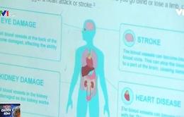 Cảm xúc tiêu cực gây hại cho sức khoẻ bệnh nhân tiểu đường