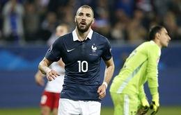 Được tha thứ, Benzema sắp trở lại ĐT Pháp