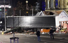 Vụ xe tải lao vào chợ Noel tại Đức có thể do khủng bố