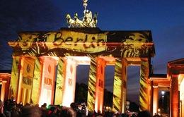 Rực rỡ lễ hội ánh sáng Berlin 2016 tại Đức