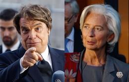 Tổng Giám đốc IMF Lagarde phủ nhận sai trái liên quan đến tài chính