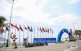 Lịch thi đấu Đại hội thể thao bãi biển châu Á 2016